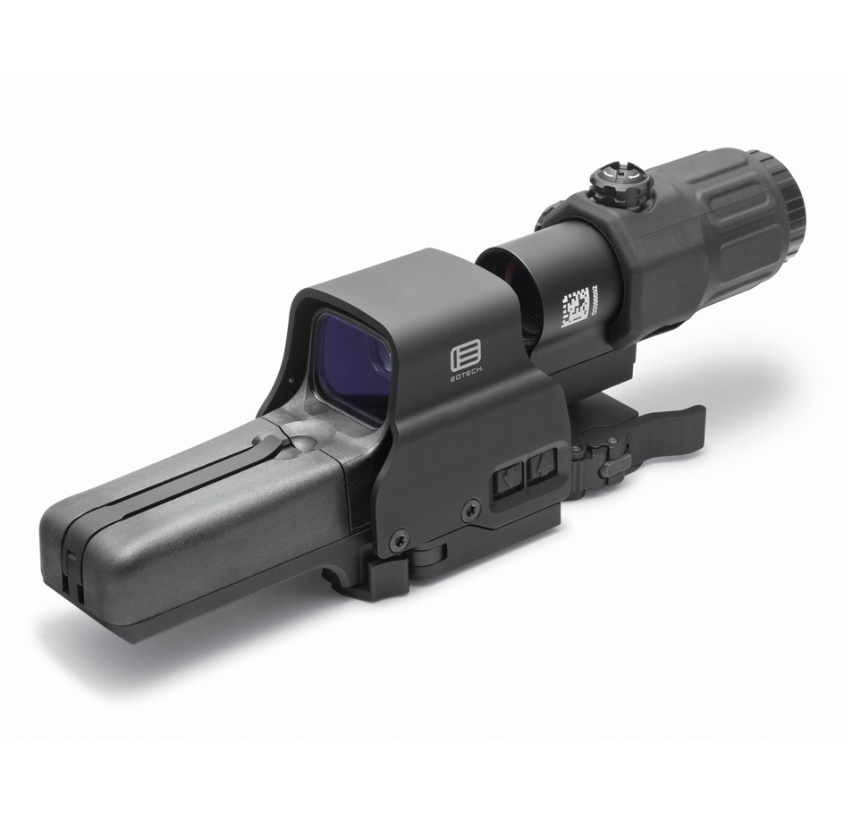 Holographic Hybrid Sight III™ 518.2 With G33.STS Magnifier