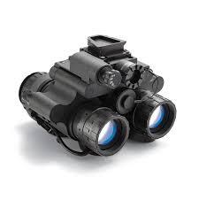 WO BNVD-G Dual Gain Control L3 White Phosphor Binocular Night Vision Device W/ Gain Control