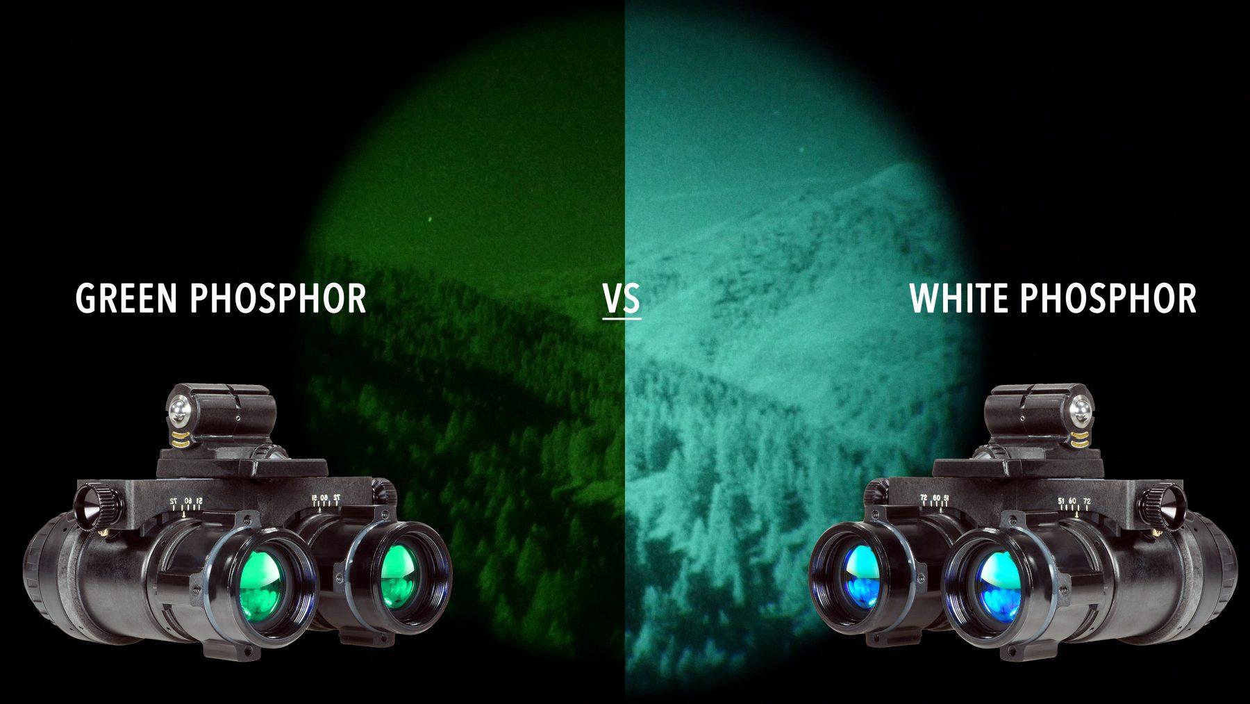 Wo An Avs 9 White Phosphor Will S Optics