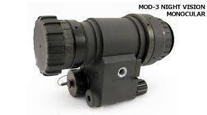 WO WP L3 MOD-3 C-Mount NVM W/Gain Control