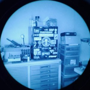 BNVD-G Dual Gain Control L3 White Phosphor Binocular Night Vision Device W/ Gain Control
