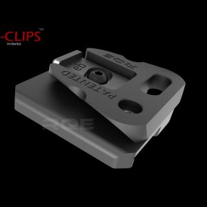 RQE Universal Dovetail M-Clips