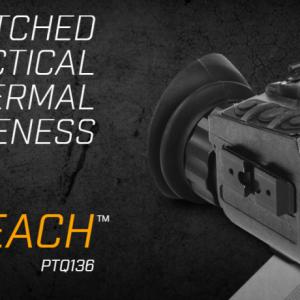 FLIR Breach PTQ136 320 Mini Thermal Monocular