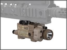 Insight Tech AN/PEQ-14 Integrated Laser White Light Pointer (ILWLP)