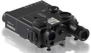 DBAL-A3, Class IIIR, IR – Class I, Green Laser .7mW