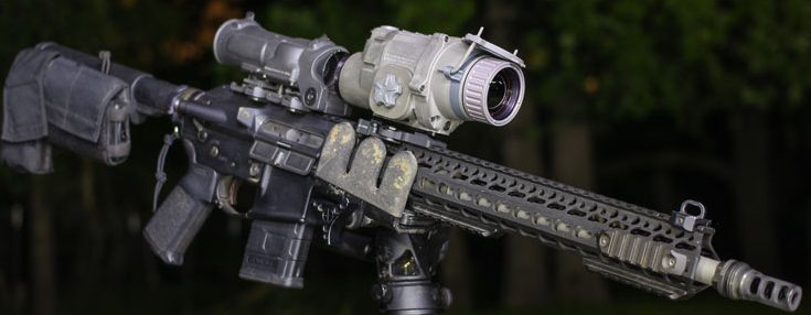 L3 EOTech LWTS 640×480 Light Weapon Thermal Sight