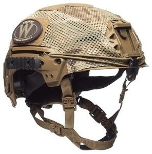 TEAM WENDY EXFIL CARBON AND LTP HELMET COVERS