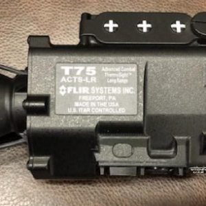 FLIR T75 Advanced Combat Thermal Sight